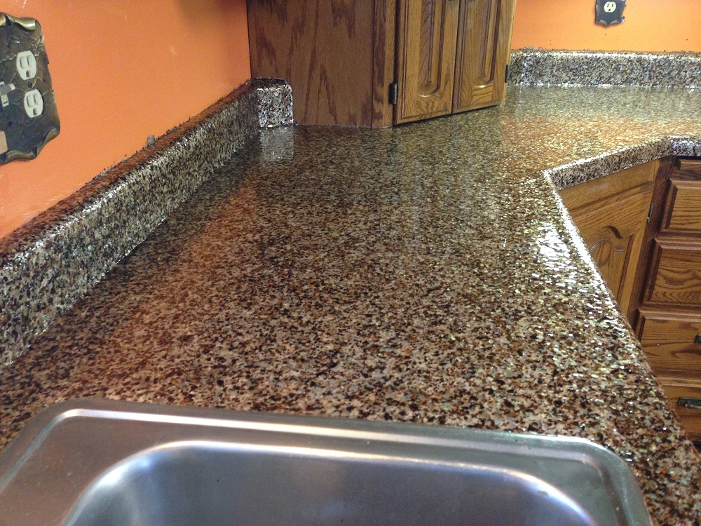 Before And After Epoxy Flooring Pics At Garage Innovations
